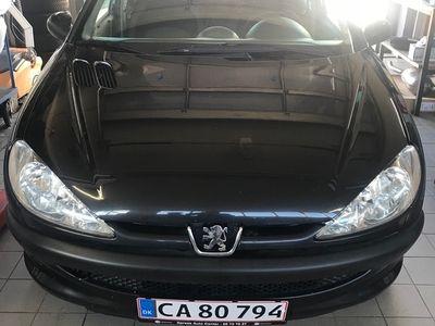 begagnad Peugeot 206 1,4