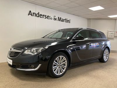 brugt Opel Insignia 1,6 Cosmo 170HK Stc 6g Aut.