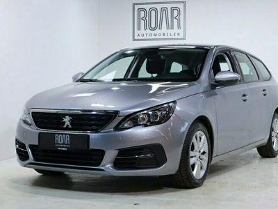 brugt Peugeot 308 1,6 BlueHDi 120 Active SW EAT6 5d