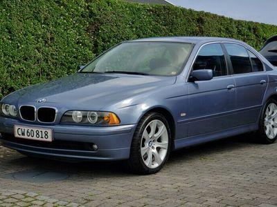 brugt BMW 530 5`ER I