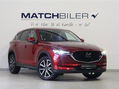 brugt Mazda CX-5 2,2 Skyactiv-D Optimum 150HK 5d 6g Aut.