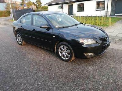 brugt Mazda 3 2,0 07