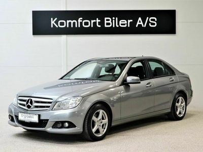 brugt Mercedes C200 CDi BE 2,2
