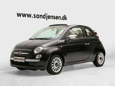 second-hand Fiat 500C 1,2 Popstar