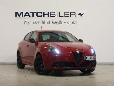 brugt Alfa Romeo Giulietta 2,0 JTDM Veloce TCT 170HK 5d 6g Aut.