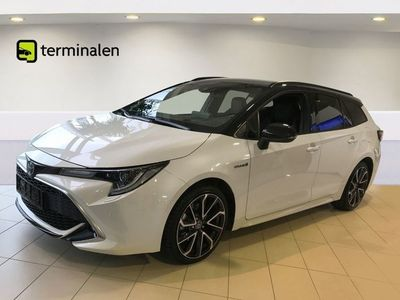 brugt Toyota Corolla 2,0 Hybrid H4 TS MDS