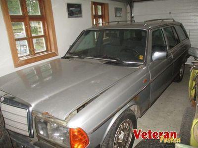 brugt Mercedes 300 Turbo Diesel STc.