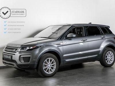 brugt Land Rover Range Rover evoque 2,0 eD4 SE Van