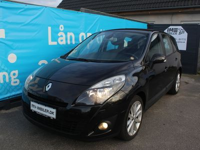 brugt Renault Grand Scénic III 1,5 dCi 110 Expression 7prs 5d