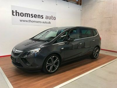 used Opel Zafira Tourer 1,4 T 140 Cosmo eco