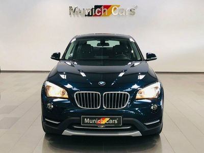 brugt BMW X1 2,0 sDrive20d ED