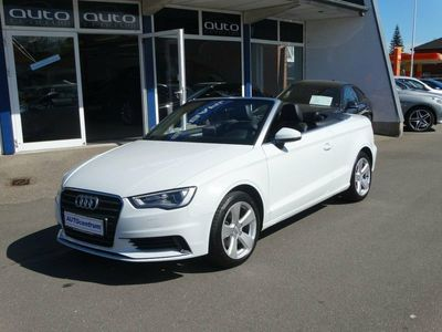 used Audi A3 Cabriolet 1,4 TFSi 150 Ambiente S-tr.