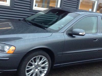 brugt Volvo S60 2,4 140 Momentum