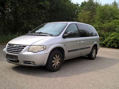 brugt Chrysler Grand Voyager 2,8 VAN CRD SE 150HK MPV aut