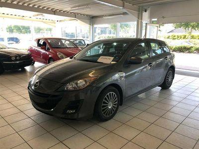 brugt Mazda 3 1,6 DE Premium 115HK 5d 6g - Personbil - Grå