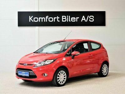 brugt Ford Fiesta 60 Trend 1,25