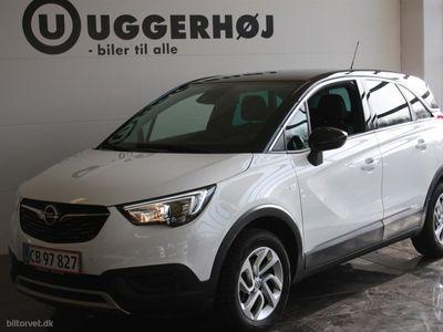 brugt Opel Crossland X 1,2 Turbo INNOVATION Start/Stop 110HK 5d
