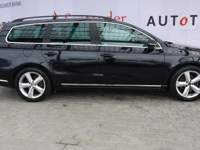 brugt VW Passat Variant 2,0 blueMotion TDI Comfortline DSG 177HK Stc 6g Aut.