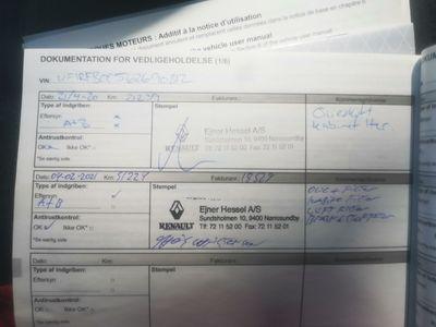 brugt Renault Mégane 1.5 dCi 115 Sport Tourer