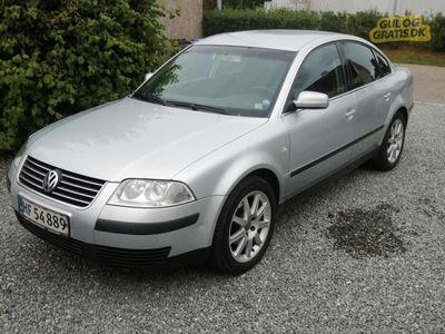 brugt VW Passat 1,9tdi 2003. Km 308.xxx