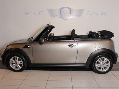 brugt Mini Cooper Cabriolet 1,6 122HK aut 2d