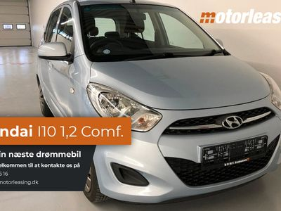 używany Hyundai i10 1,2 Comfort 5d