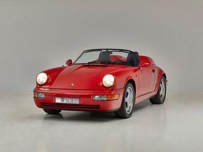 brugt Porsche 964 Speedster 3,6