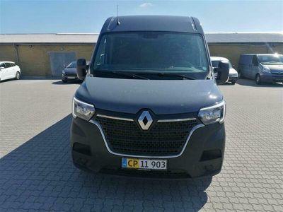 brugt Renault Master T35 L3H2 2,3 DCI TwinTurbo start/stop Quickshift 180HK Van 6g Aut.
