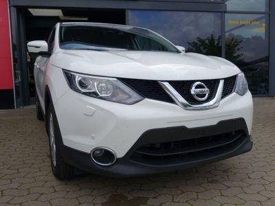 brugt Nissan Qashqai 1,5 dCi 110 N-Connecta