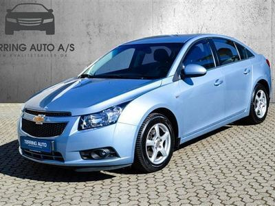 brugt Chevrolet Cruze 2,0 VCDi LS C/C 163HK - Personbil - blå