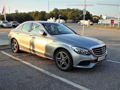 brugt Mercedes C220 BlueTEC Luxury-line 7G Tronic aut.