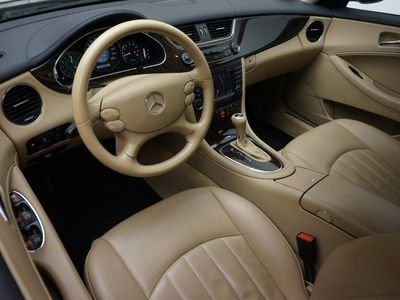 brugt Mercedes CLS350 3,5 CGi aut.