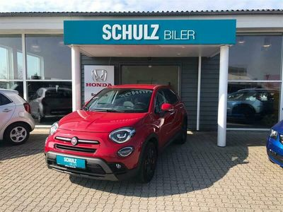 brugt Fiat 500X 1,3 FireFly City Cross First Edition DCT 150HK 5d 6g Aut.