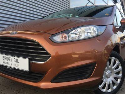 brugt Ford Fiesta 1,0 Trend Start/Stop 65HK 5d