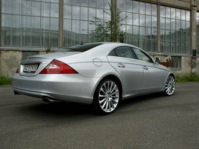 used Mercedes CLS350