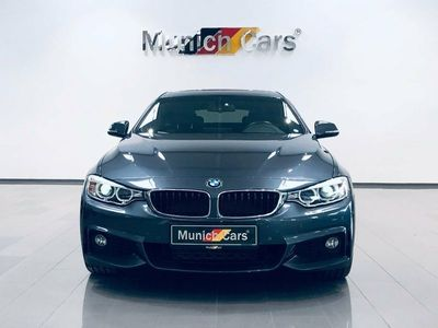 brugt BMW 420 Gran Coupé d 2,0 Sport Line xDrive