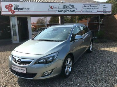 brugt Opel Astra 140 Sport ST