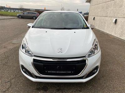 brugt Peugeot 208 1,2 VTi Envy 82HK 5d