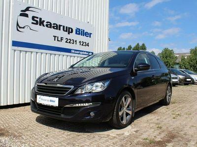 usata Peugeot 308 1,6 BlueHDi 120 Style SW