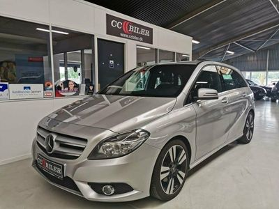 used Mercedes B200 1,8 CDi Business