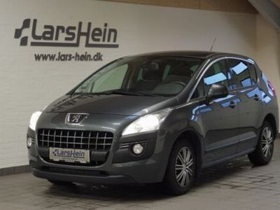 brugt Peugeot 3008 e-HDi 112 Style ESG