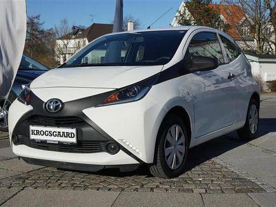 brugt Toyota Aygo 1,0 VVT-I X 69HK 3d