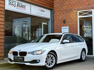 gebraucht BMW 320 d 2,0 Touring 184HK 5d