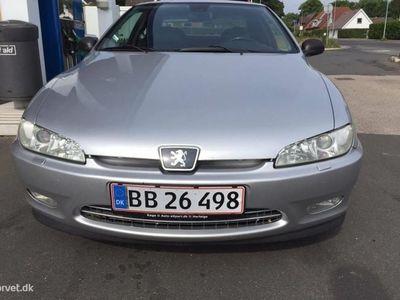 brugt Peugeot 406 Coupe 3,0 210HK 2d
