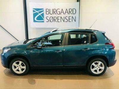 brugt Peugeot 2008 1,2 PureTech Active 82HK 5d