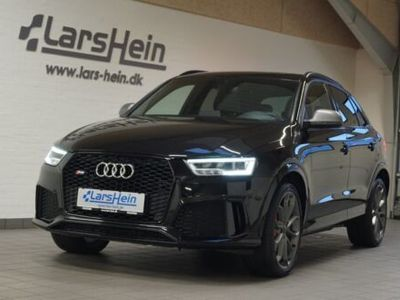brugt Audi RS Q3 TFSi performance quattro S-tr.