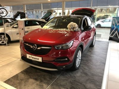 used Opel Grandland X 1,6 CDTI Innovation Start/Stop 120HK 5d 6g