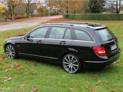 brugt Mercedes C220 T 2,1 CDI Avantgarde 170HK Stc Aut.