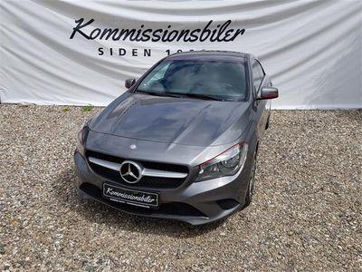 brugt Mercedes CLA200 1,6 7G-DCT 156HK 4d 7g Aut.