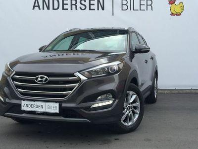 brugt Hyundai Tucson 1,7 CRDi Trend ISG 115HK 5d 6g